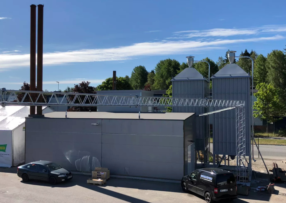 Svenska LantChips Fossilfri produktion